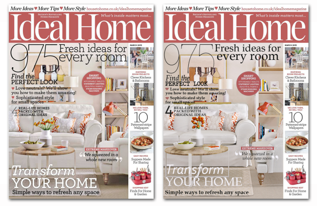 3D Visualisation Ideal Home Mag