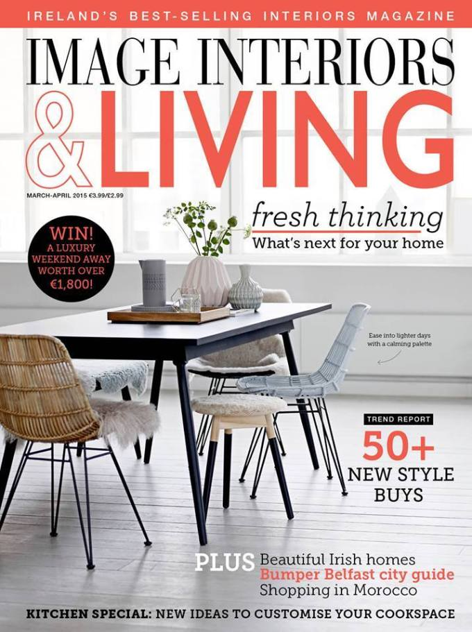 Image Interiors & Living – My FirstEditorial!