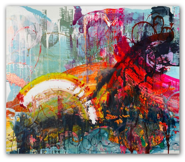 Jessica Zoob Art - Passion 4
