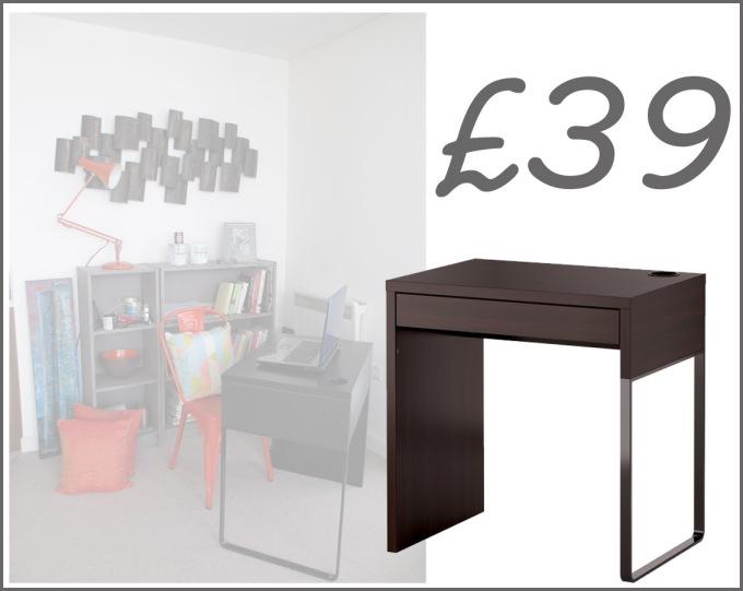 IKEA Top 5 Desk