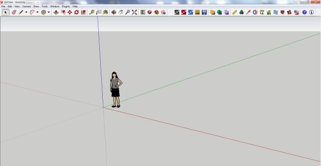 SketchUp 3D Modeling