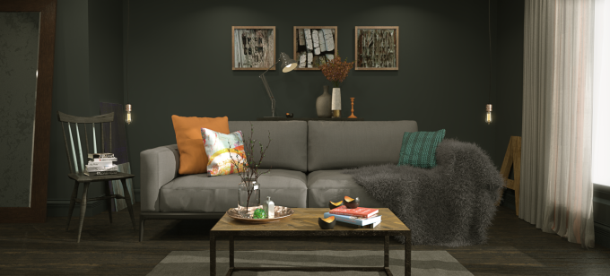 Autumn Inspired Interior 240715