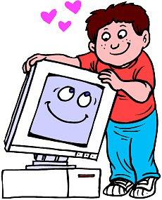 Hug a Laptop