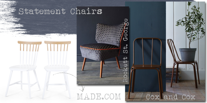 Statement Chairs - Top finds copy