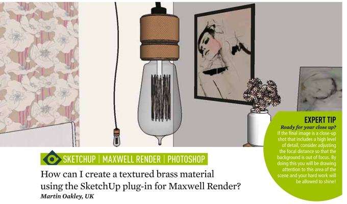 I've Been Featured in 3D WorldMagazine!