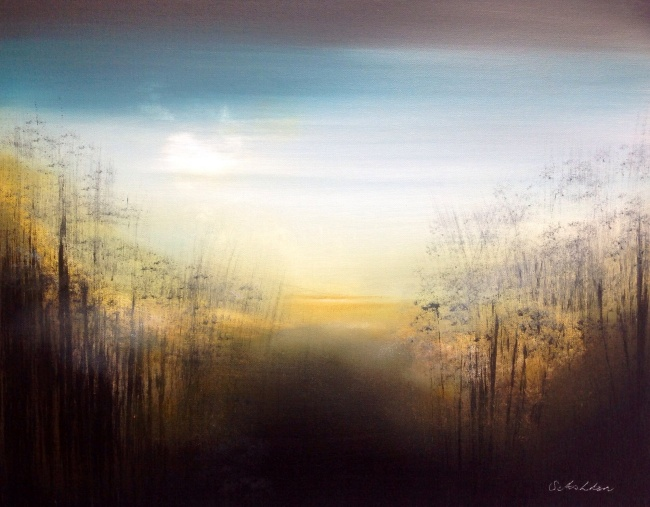Distant Valley Sheryl Ashton Art