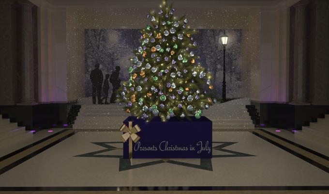 Christmas Retail Event
