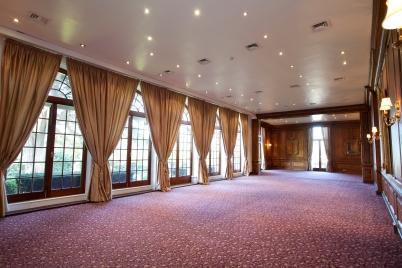 Actual Ballroom Interior