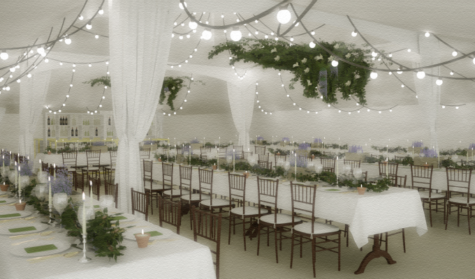 3D Visualisation is the Future of Wedding Planning