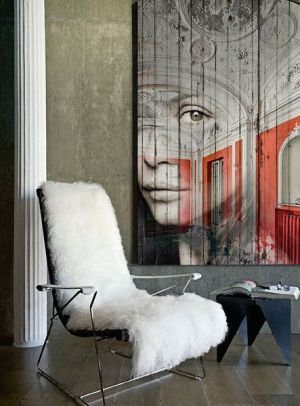 Art Industrial Interior