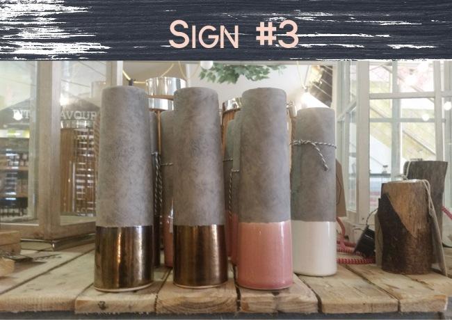 Concrete & Pink Vase Studio Souk