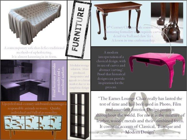 Furniture Interior Design
