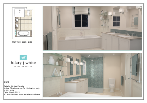 3D Visualisation with Floor Plan
