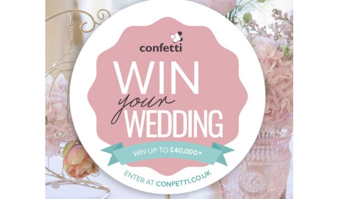 We're Teaming Up With Confetti!