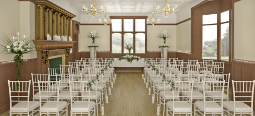 Small Ceremony Room