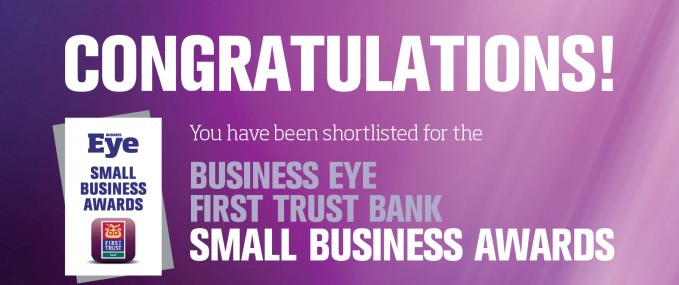 Business Eye First Trust Bank Small Business Awards 2016