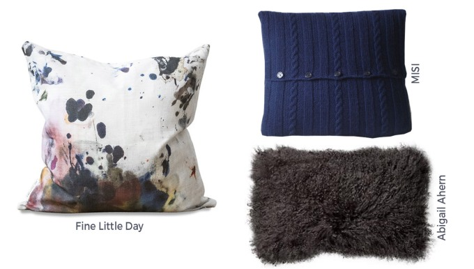 Cushions for Scandinavian Design