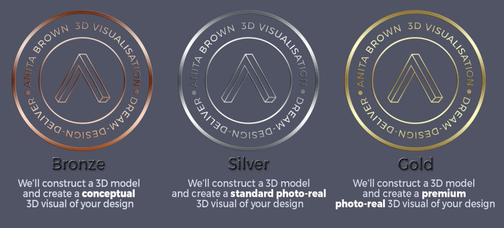 Three Tier 3D Visualisation