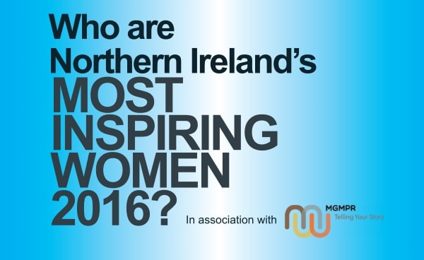 NI's Most Inspiring Women 2016