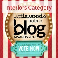 Littlewoods Blog Awards 2016 Vote Now Interiors
