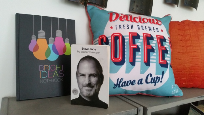 The Facebook, Desktop and Steve Jobs Saga