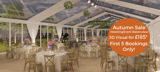autumn-sale-wedding-event-3d-visual