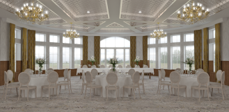 Photo-real 3D Visual - Lough Erne