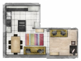 Learn How To Render A Floor Plan Elevation