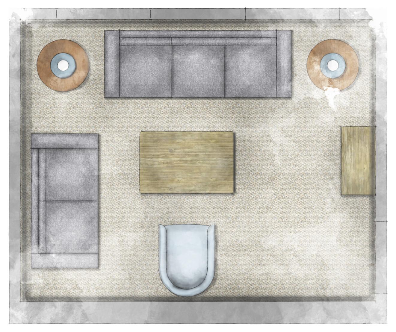 sketchup workshop in belfast anita brown 3d visualisation hand illustrated effect